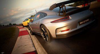 Test: Gran Turismo Sport