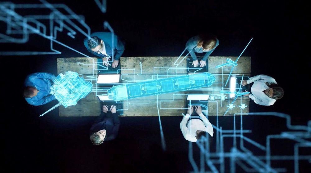 Digital samhandling via en plattform kan bety store besparelser og effektivisering.