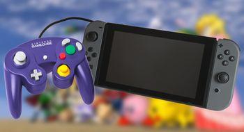 Nå kan du bruke GameCube-kontrolleren din med Nintendo Switch