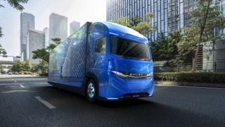 Slik ser Daimler for seg fremtidens elektriske varetransport