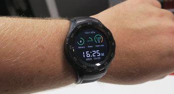Test: Huawei Watch 2 4G Sport