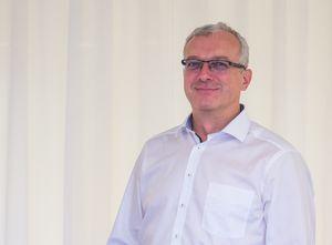 Tore Thon er ekspert på servere og lagringsløsninger hos Pedab.