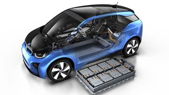 BMW produserer i dag elbilen i3.