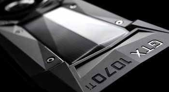 Nvidia har lansert GTX 1070 Ti