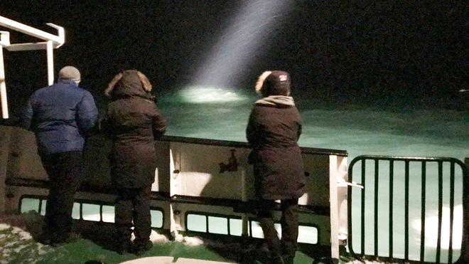 Dårlig vær gjør søket etter russisk helikopter vanskelig
