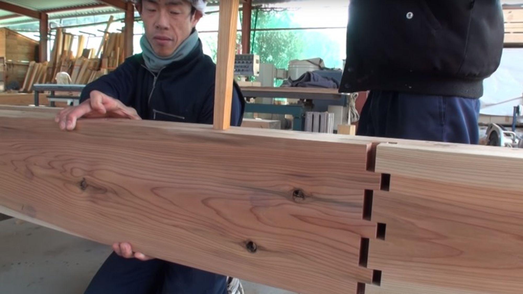 Foto: 次世代に繋ぐ伝統建築【先人の知恵を記憶する】/ Youtube