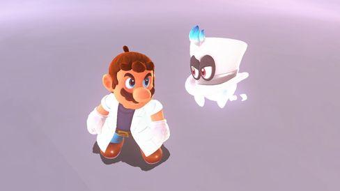 Nok en gang skal Mario redde dagen, men denne gangen er han ikke alene.