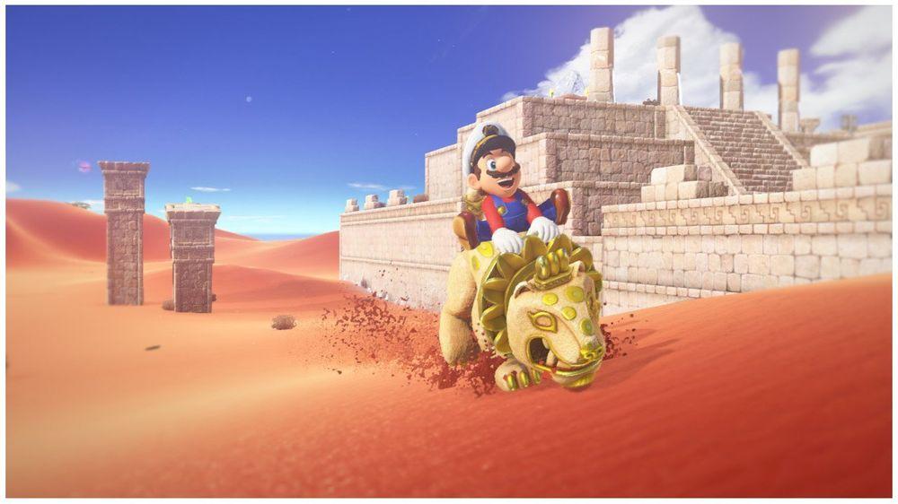 Bare se! Photo-modusen er et flott nytt innskudd i Mario-serien.