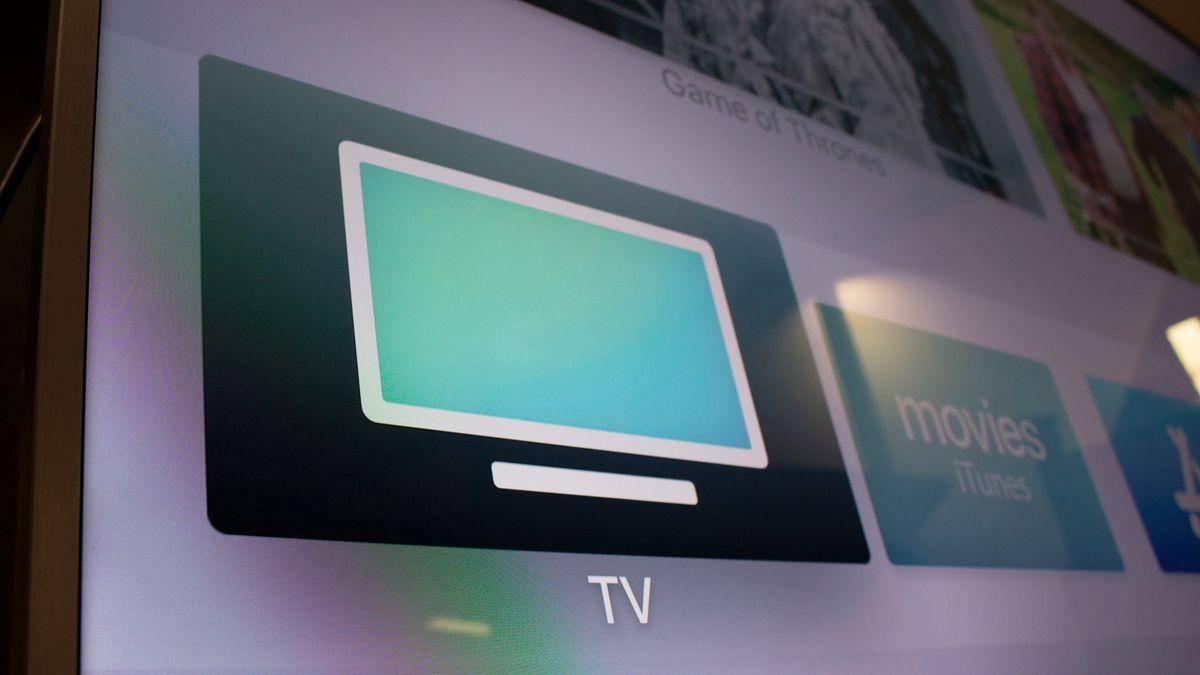 TEST: Apple TV-app