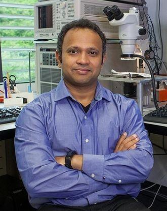 Forskeren Abu Sebastian ved IBM Research.