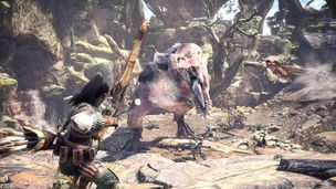 PlayStation Plus-abonnenter får teste Monster Hunter: World i desember