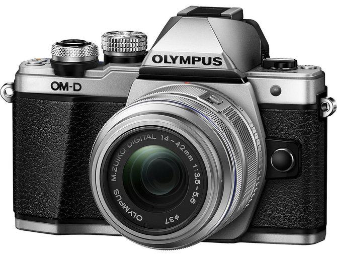 Finalist: Olympus OM-D E-M10 Mark III. Foto: Olympus.