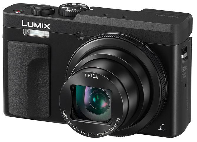 Finalist: Panasonic Lumix DC-TZ90. Foto: Panasonic.