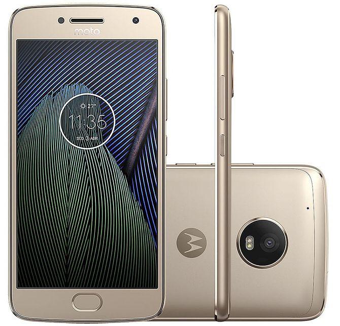 Finalist: Motorola Moto G5 Plus. Foto: Lenovo.