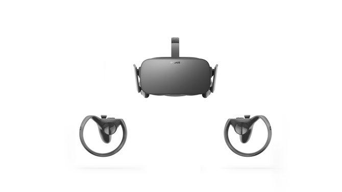 Finalist: Oculus Touch+Rift. Foto: Oculus.