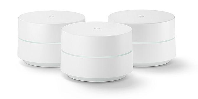 Finalist: Google Wifi. Foto: Google.