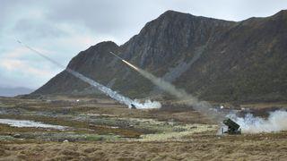 Norsk luftvern har fått to nye brukerland på fem dager