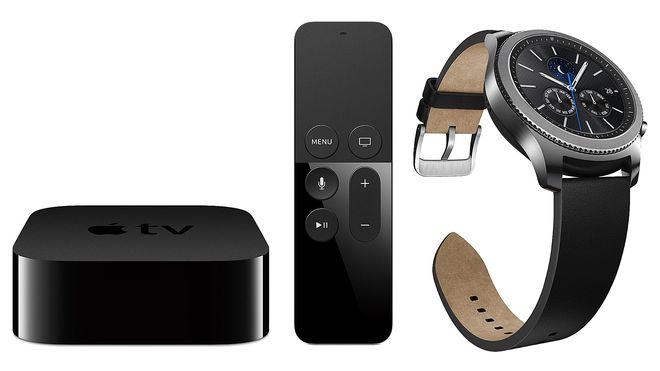 ÅRETS SMARTPRODUKT: APPLE TV 4K OG SAMSUNG GEAR S3
