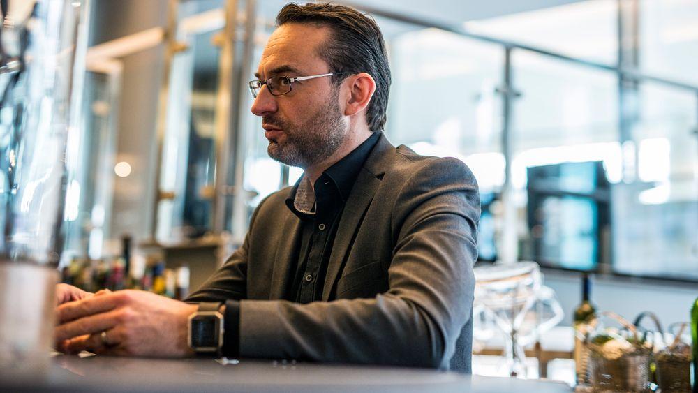 Volkswagens øverste leder for elektrisk mobilitet Christian Senger besøkte Oslo i forbindelse med Møller Mobility Groups markering av én million solgte biler i Norge.