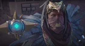 Warlock-figuren Osiris står, som tittelen antyder, sentralt i den nye utvidelsen.