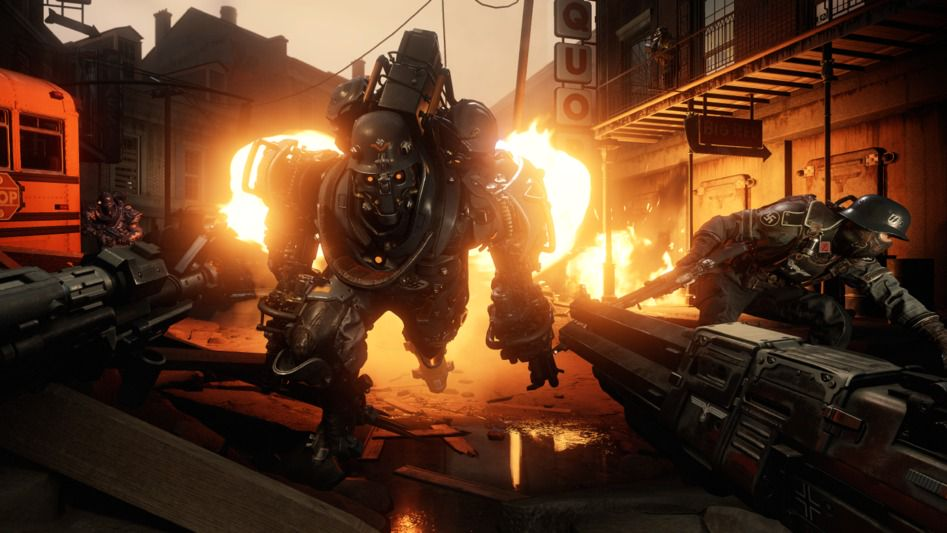 Header Wolfenstein 2