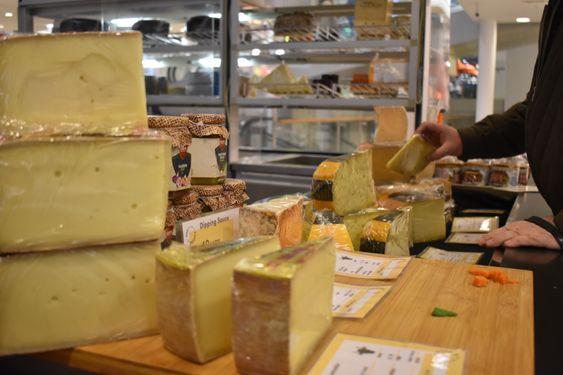 OSTEGODT: Ost er godt på brødskiven, ost er godt til vin, ost er godt til så mangt!