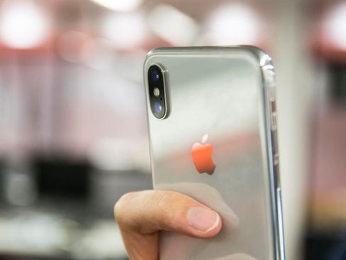 Apples nye iPhoner har også maskinvare for kunstig intelligens bygget inn. Her brukes den blant annet til å hjelpe ansiktslåsen Face ID.
