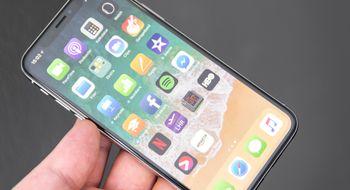 Test: Apple iPhone X