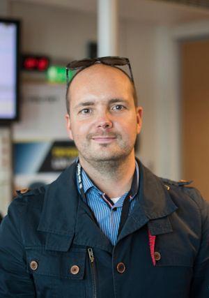 OPERASJONSLEDER: Asgeir Aule i Finnmark håper politiet kan bruke datamaterialet til å bygge enda bedre sentraler og fagmiljø.