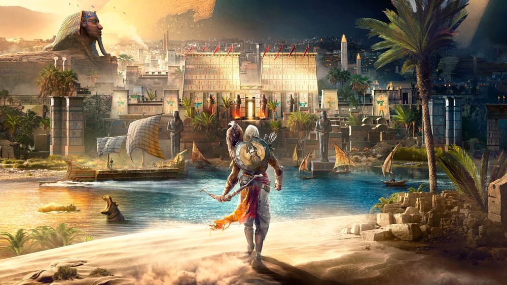 ANMELDELSE: Assassin's Creed: Origins