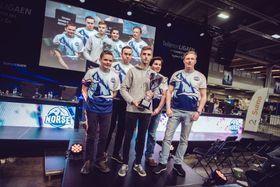 Norse vant fjorårets Counter-Strike: GO-turnering på Spillexpo.