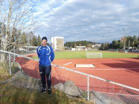 HÅPER FOLK KOMMER: Kolbotn-trener Knut Slatleim håper folk tar turen til årets siste hjemmematch!