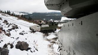 Forsvaret får 110 nye CV90 skrog og gjenbruker 34. 110 gamle tårn med en 30mm kanon gjenbrukes på nye skrog.