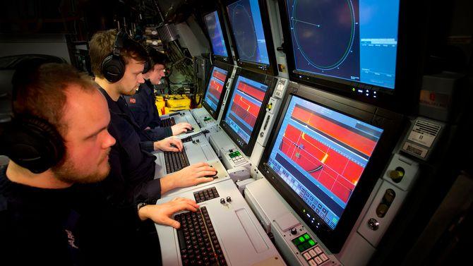 Kongsberg har laget kampsystemer både til Kobben- og Ula-klassen og skal nå lage neste generasjon i samarbeid med tysk industri.