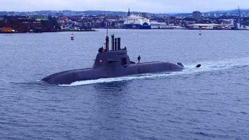 Bundestag godkjenner å bruke 27 milliarder kroner på å kjøpe to ubåter sammen med Norge