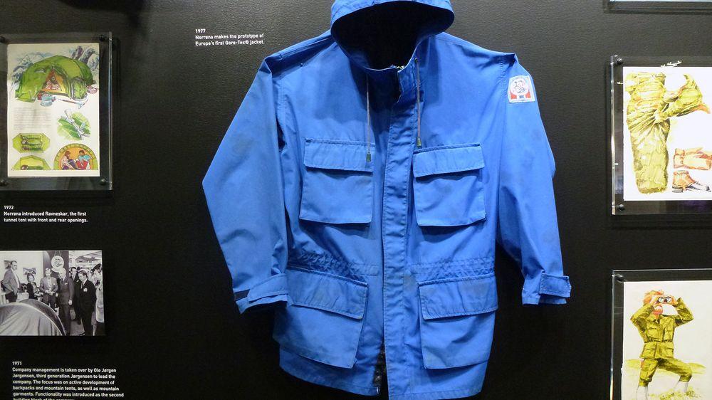 Europas første Gore-Tex-jakke kom fra Norrøna. Det skjedde i 1977. Siden har de fulgt opp med å være verdens førstepå flere områder.