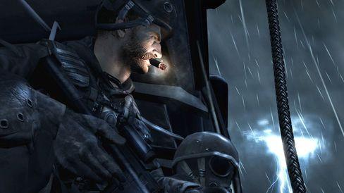 Figurer som Captain Price gjorde kampanjen i spelet bra.