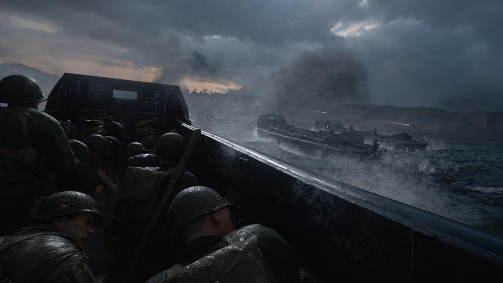 Ein gjengangar i Call of Duty.