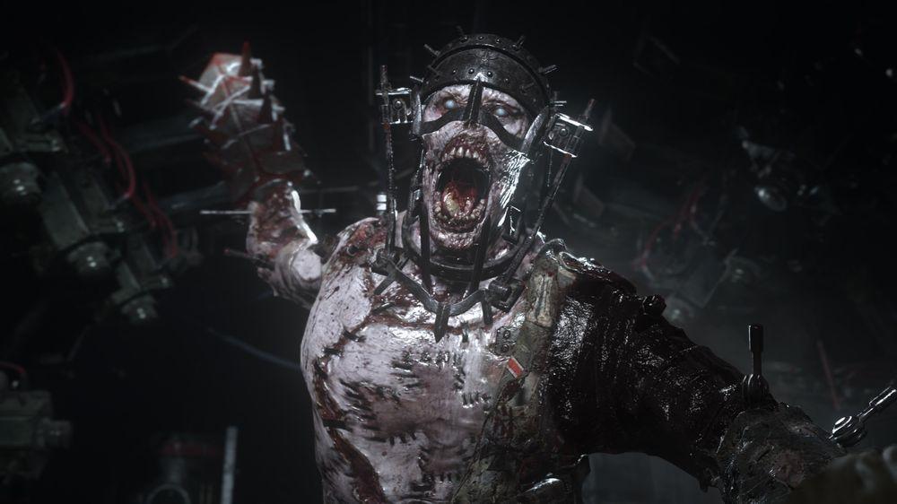 Fleshpound-monsteret frå Killing Floor er på plass.