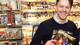 John Berge, Kinomagasinet.