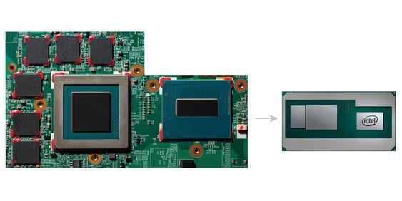 Den nye modulen skal kunne erstatte prosessor, grafikkprosessor og grafikkminne på en langt mindre brikke.