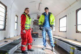 Beredskapstoget kan brukes både i forbindelser med hendelser på jernbanen, og andre situasjoner som blant annet evakueringer, leteaksjoner og så videre.