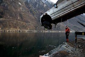 Norske bilbergere på iskledde vinterveier slår an. Nå blir det en ny runde med «Vinterveiens helter» på National Geographic.
