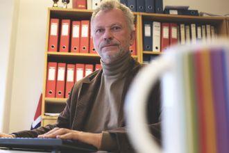 Odd Storm-Paulsen er direktør i stiftelsen Lovdata lokalisert i Vika i Oslo.