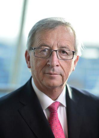 EU-kommisjonens president Jean-Claude Juncker.
