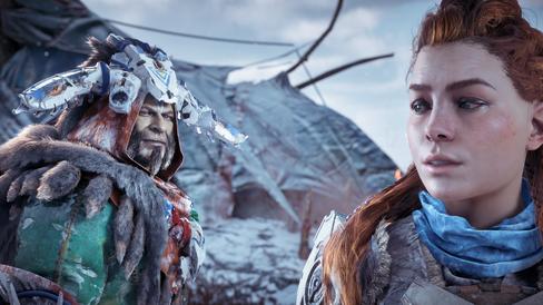 Aratak er skeptisk til å ta i mot hjelp fra en som ikke tilhører Banuk.
