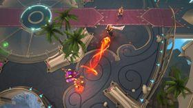 Battlerite byr på hurtige flerspillerkamper.