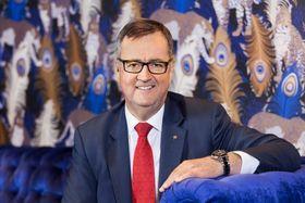 SJEF: Thon-sjef Morten Thorvaldsen.