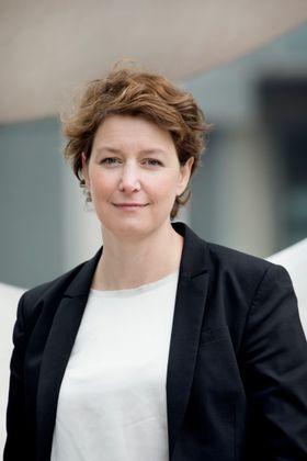 – Piloten skal gi OBOS erfaring på solceller før vi anbefaler det til andre, sier miljødirektør Birgitte Molstad i OBOS.