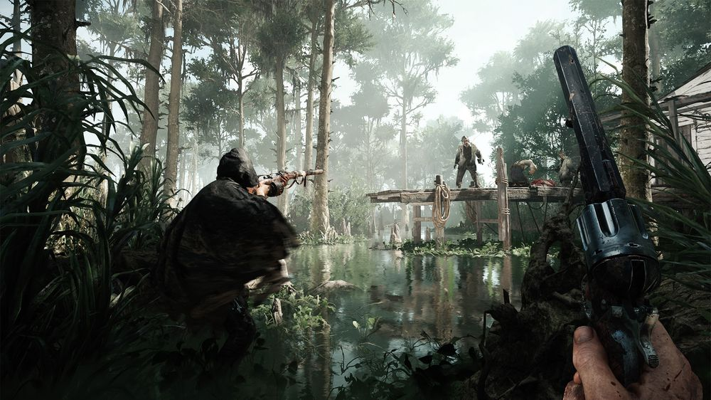 SNIKTITT: Hunt: Showdown